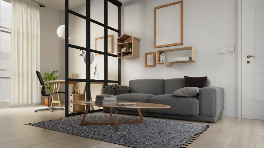 Ремонт однокімнатної квартири