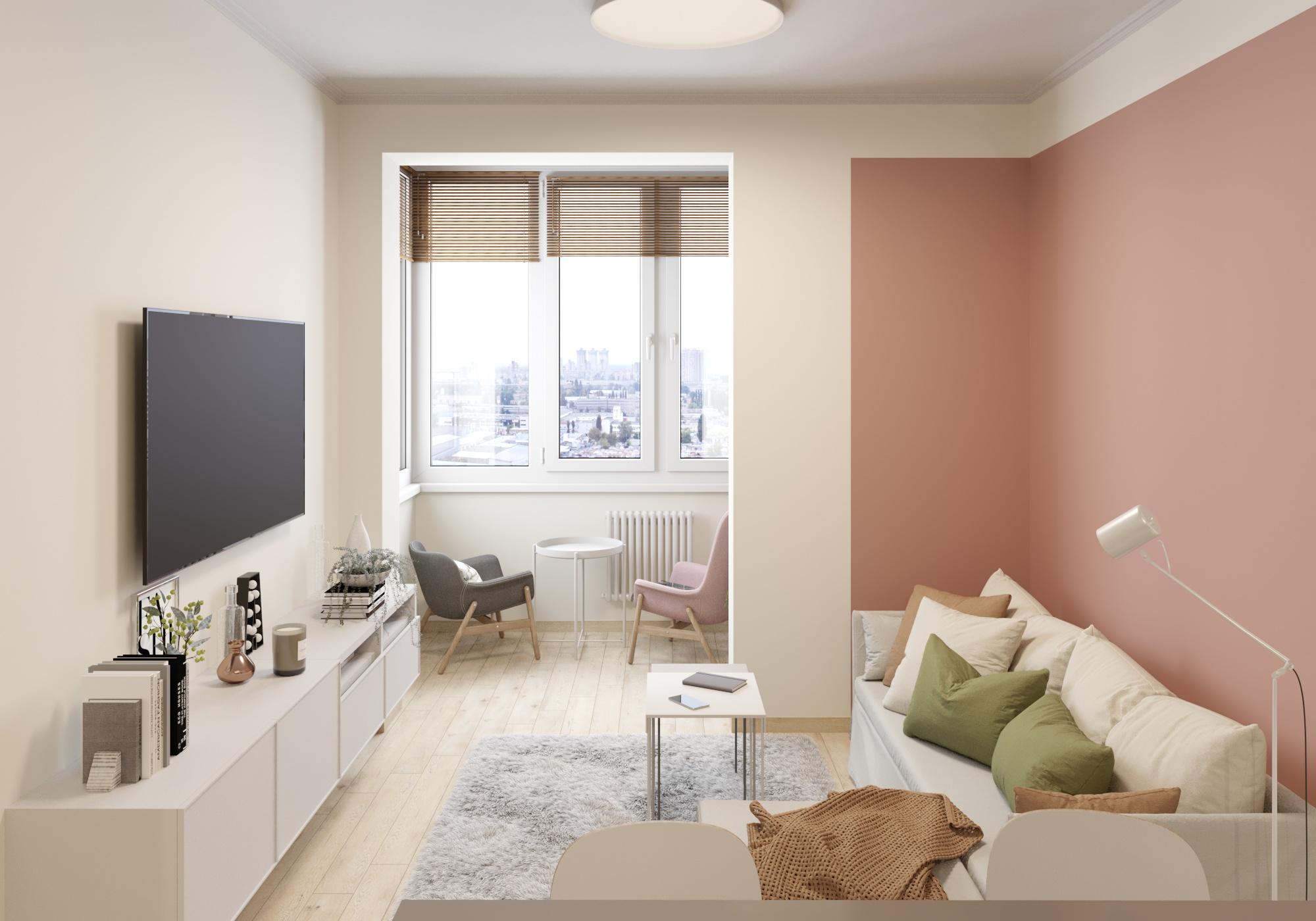 Ремонт однокомнатной квартиры - цены в Одессе