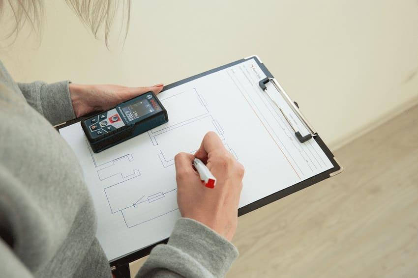 Измеряем площадь квартиры