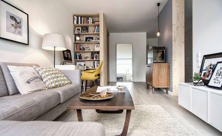 Дизайн 3-комнатной квартиры