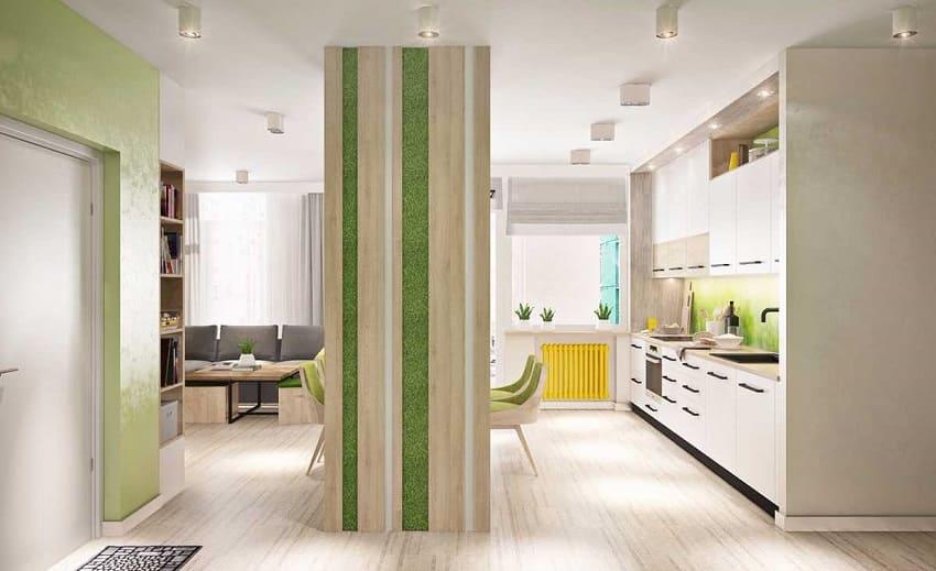 ремонт 3-комнатной квартиры в Одессе