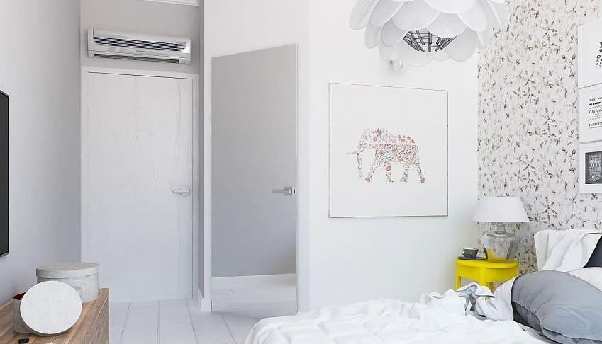дизайн інтер'єру квартири IKEA в Одесі