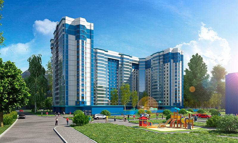 Новострой в Одессе