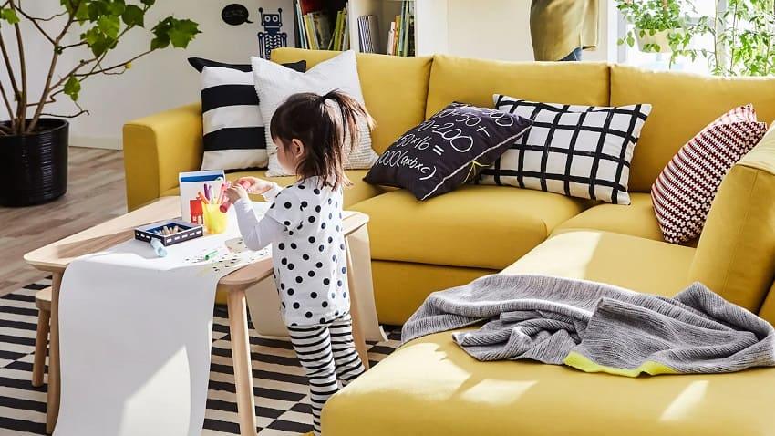Як створити дизайн інтер'єру квартири в стилі ІКЕА