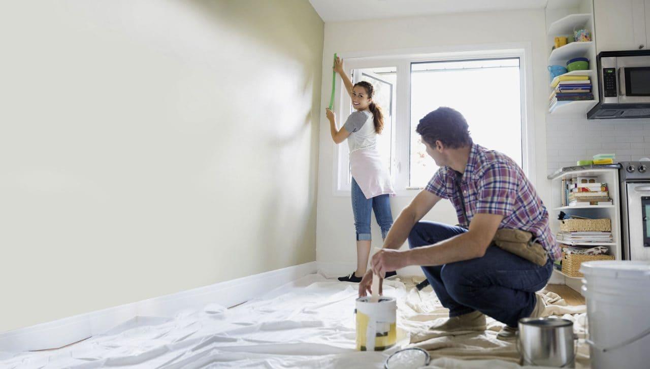 Оптимальное время года для ремонта квартиры