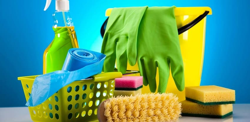Что понадобится для уборки?