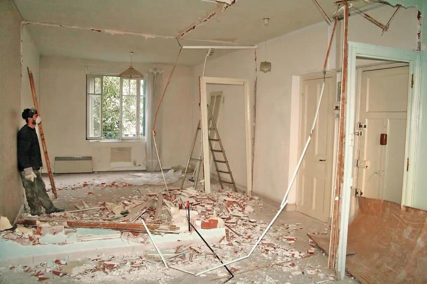 Небезпеки при ремонті квартири