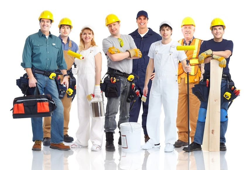 спецодяг при ремонті квартири